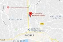 Location parking - CANNES (06400) - 7.0 m²